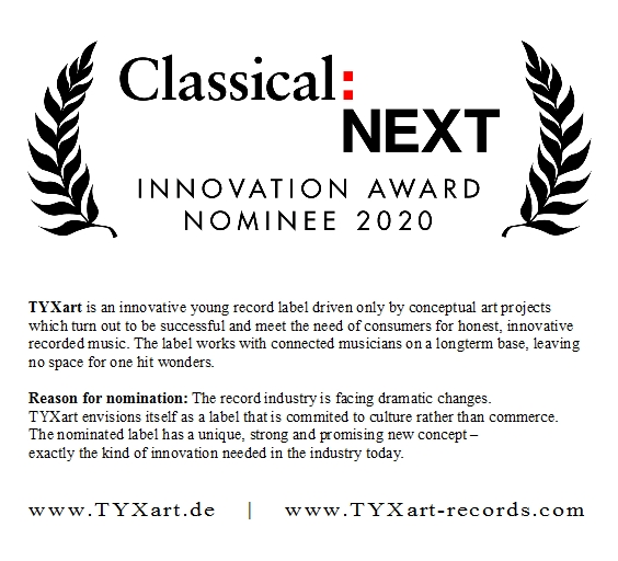 Classical NEXT_Nomination TYXart 2020