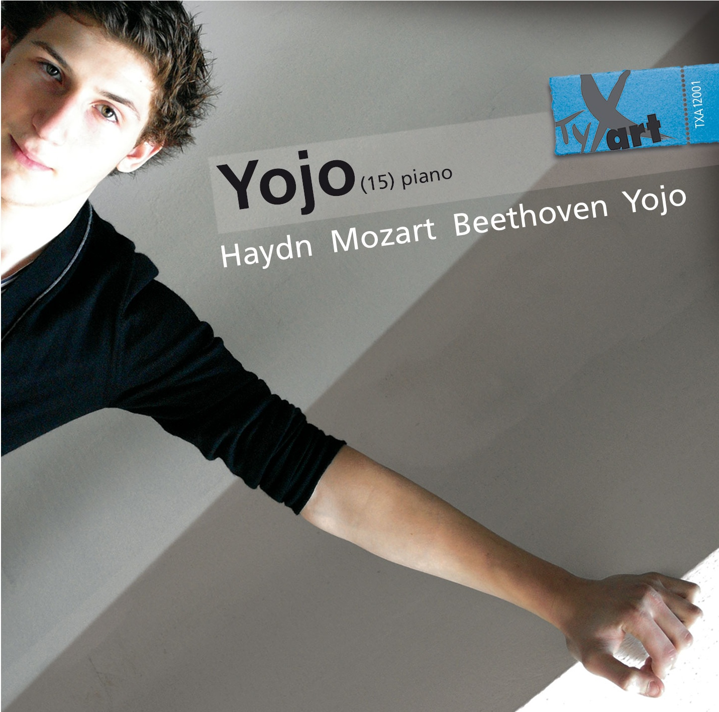 Yojo, 15, Piano: Debut CD