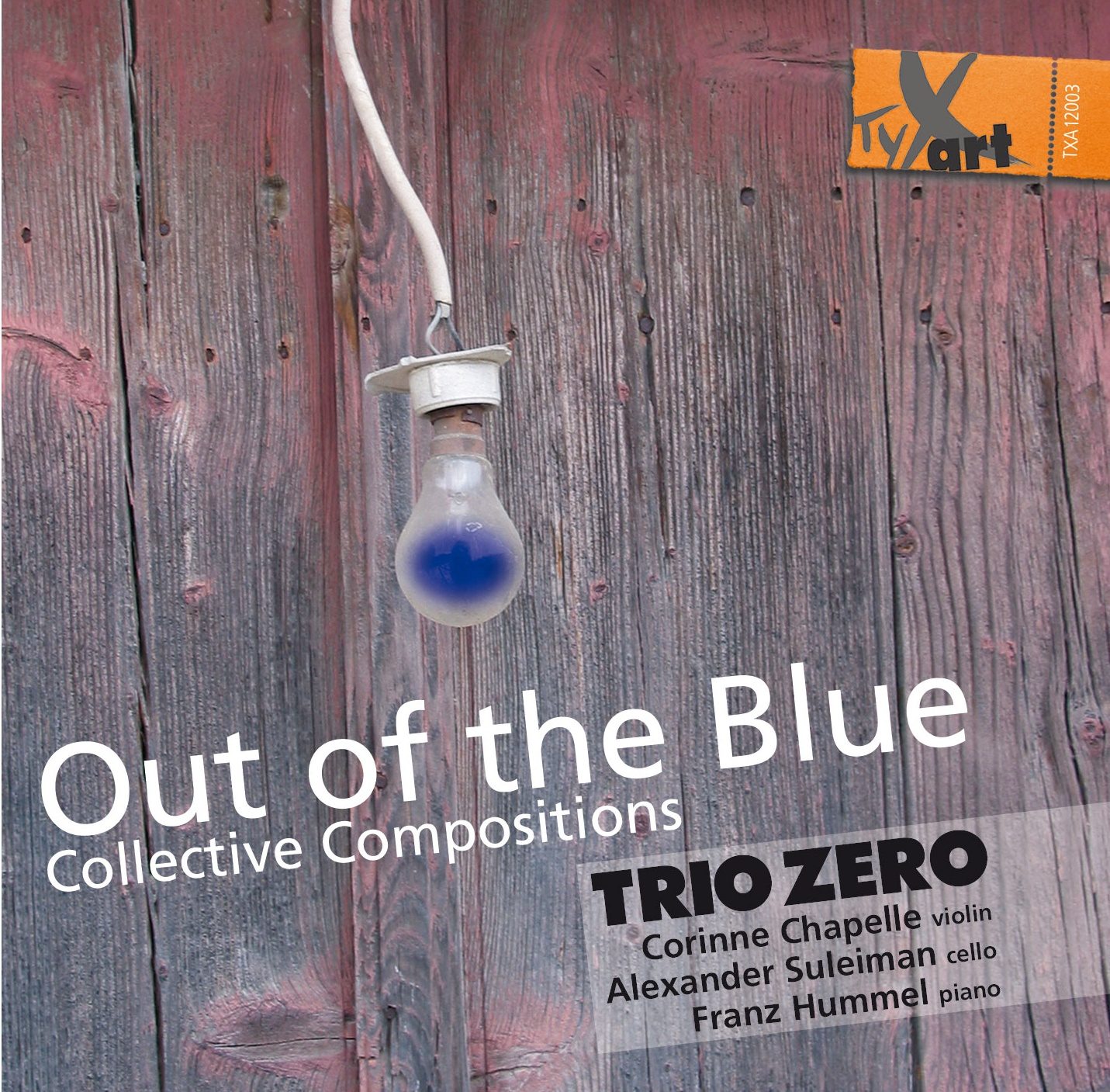 TRIO ZERO - Collective Compositions
