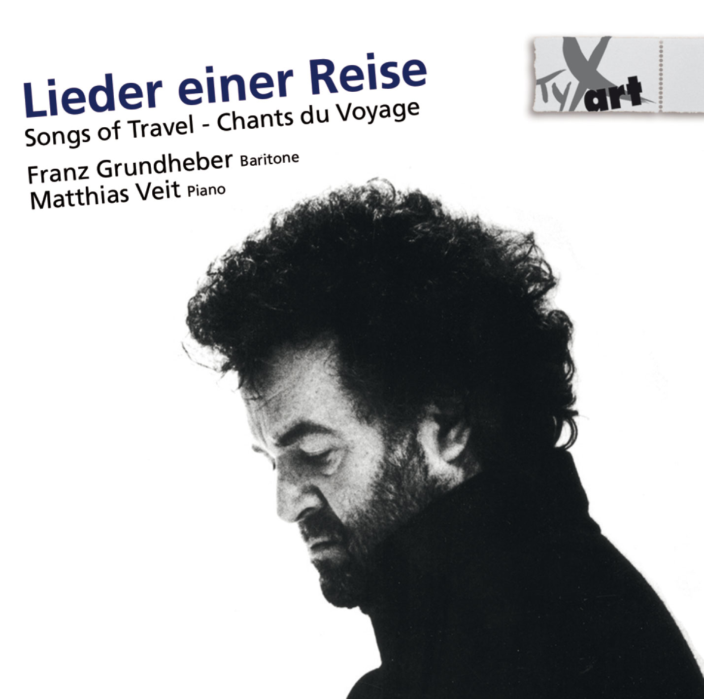 Grundheber: Songs of Travel