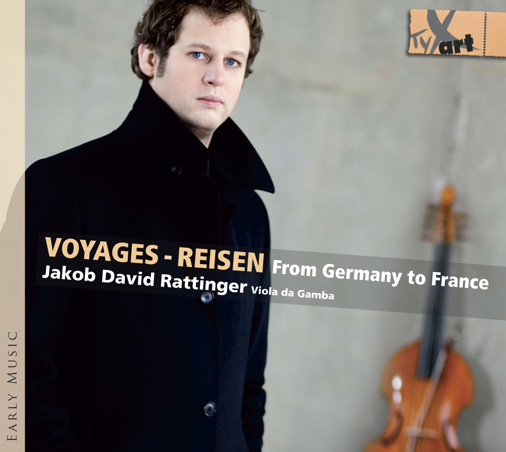 Voyages - Reisen: Jakob David Rattinger
