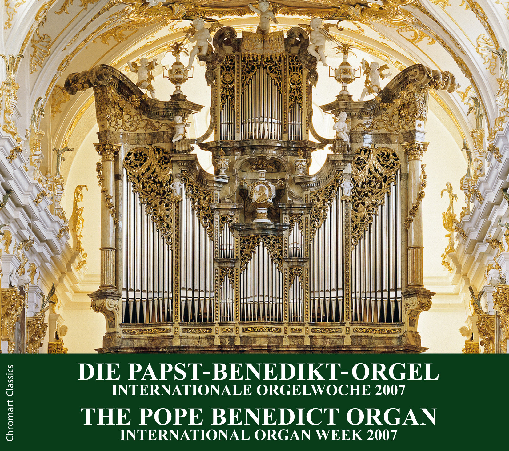 The Pope Benedict Organ - Int. Organ Week 2007