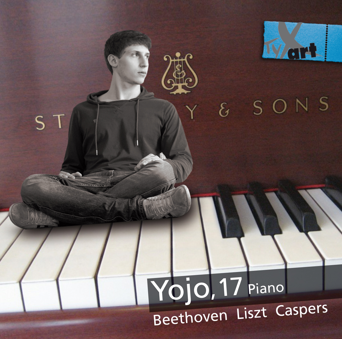 Yojo, 17, Piano - CD 2013
