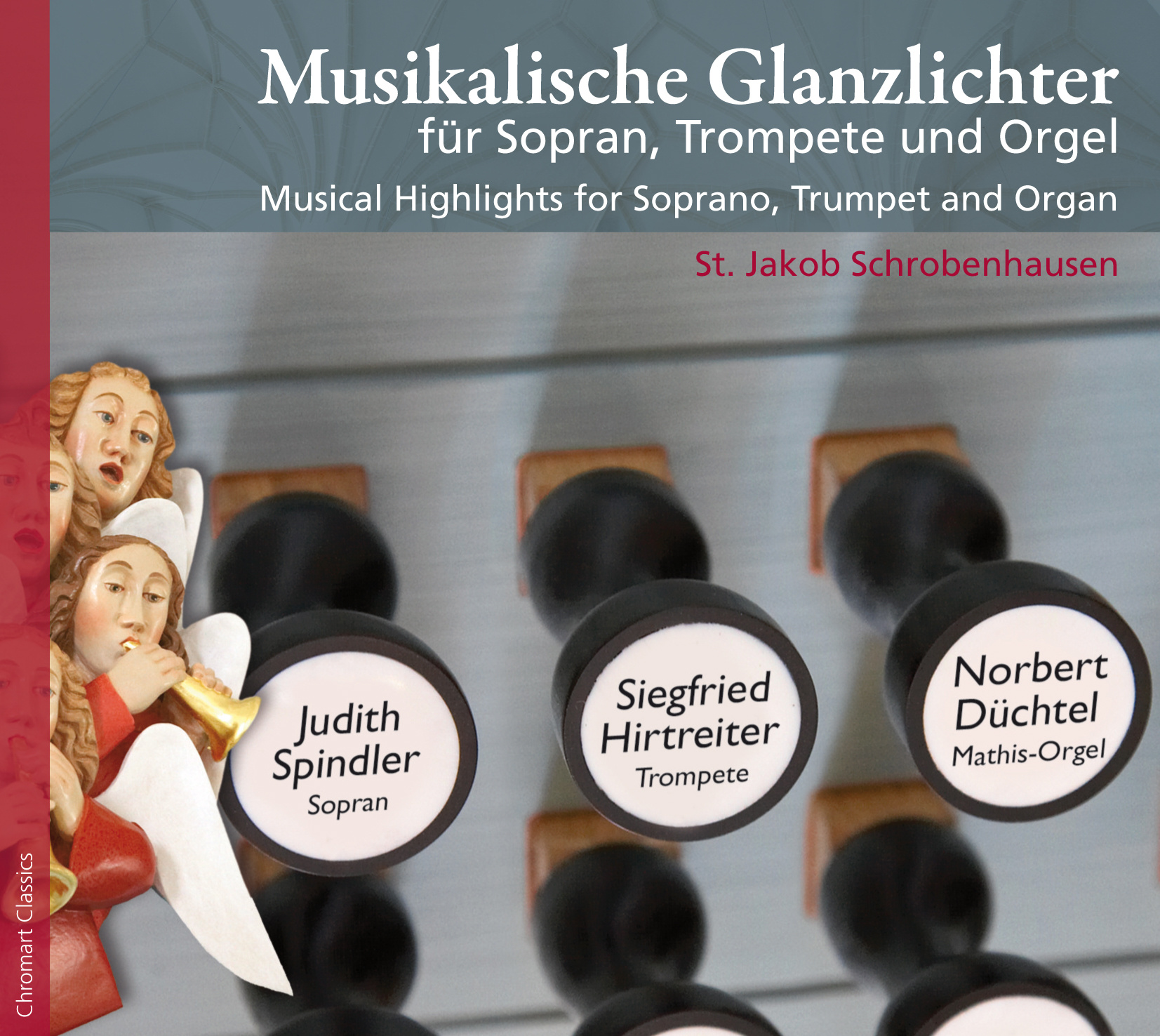 Musical Highlights for Soprano, Trumpet and Organ