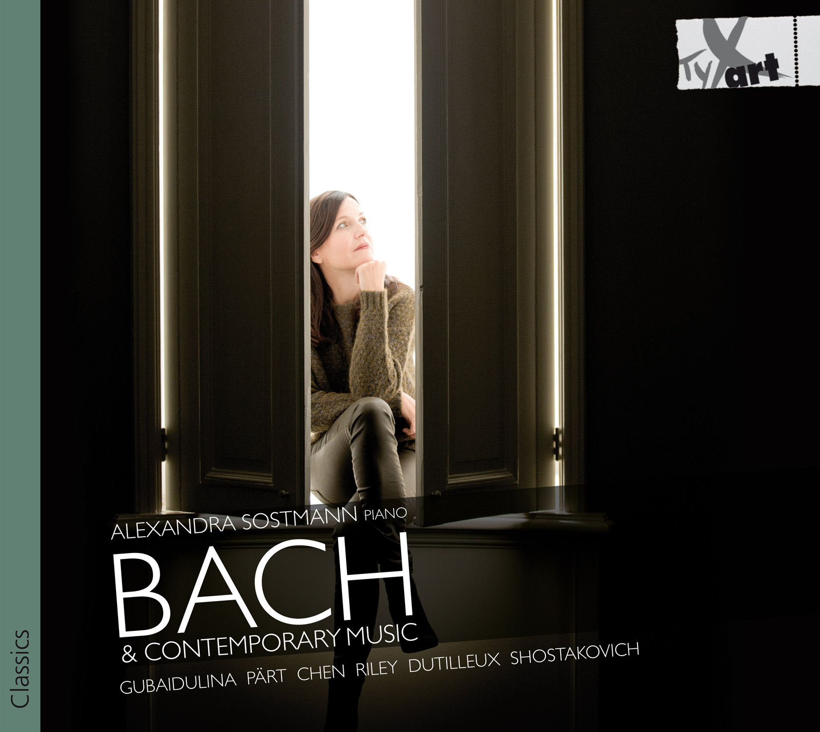 BACH & CONTEMPORARY MUSIC - Alexandra Sostmann, Piano