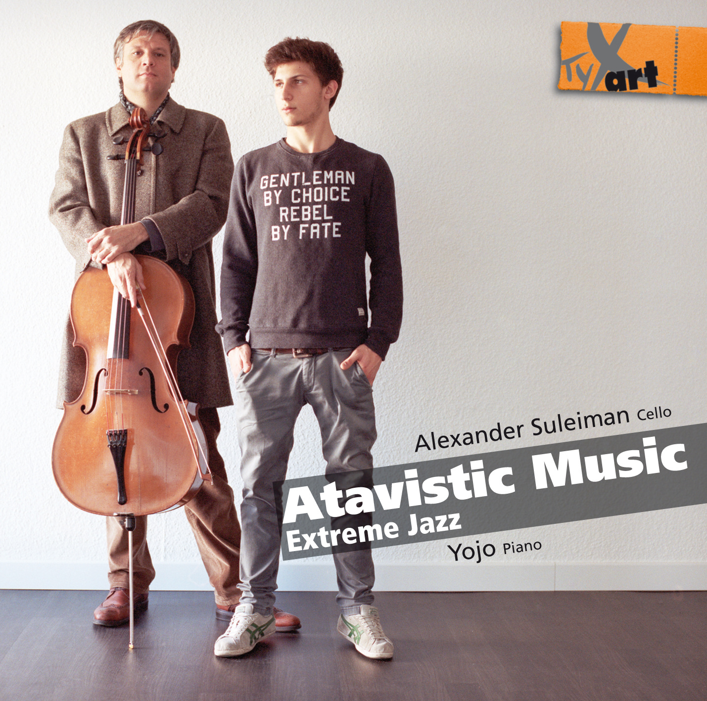 Extreme Jazz - Alexander Suleiman, Cello - Yojo, Piano