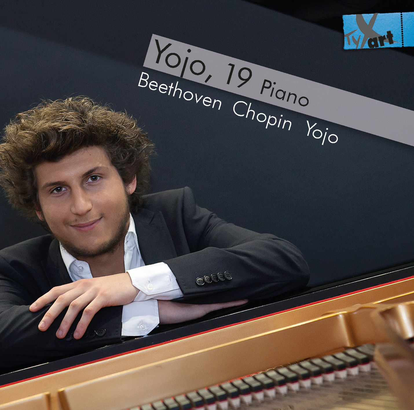 Yojo, 19, Piano - CD 2016