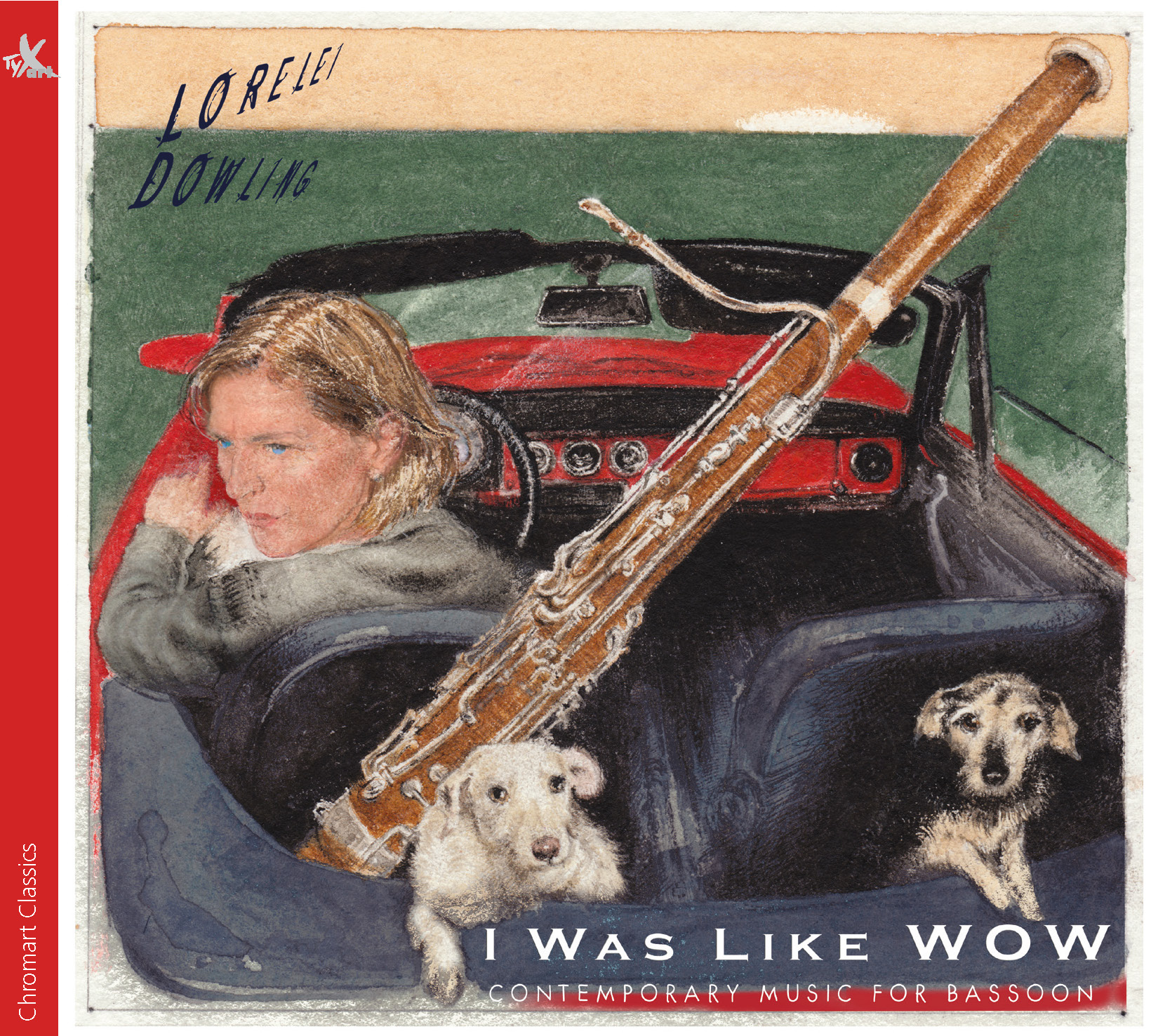 I was like WOW - Lorelei Dowling, Fagott - & Ensembles
