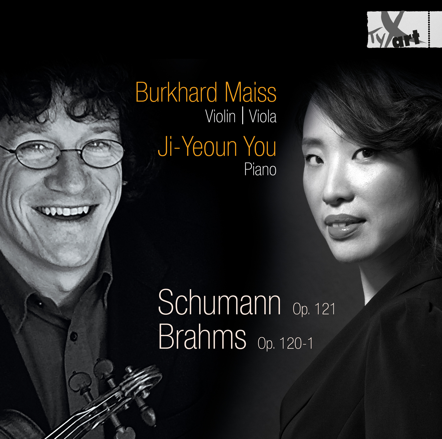 Duo Maiss You - Schumann & Brahms
