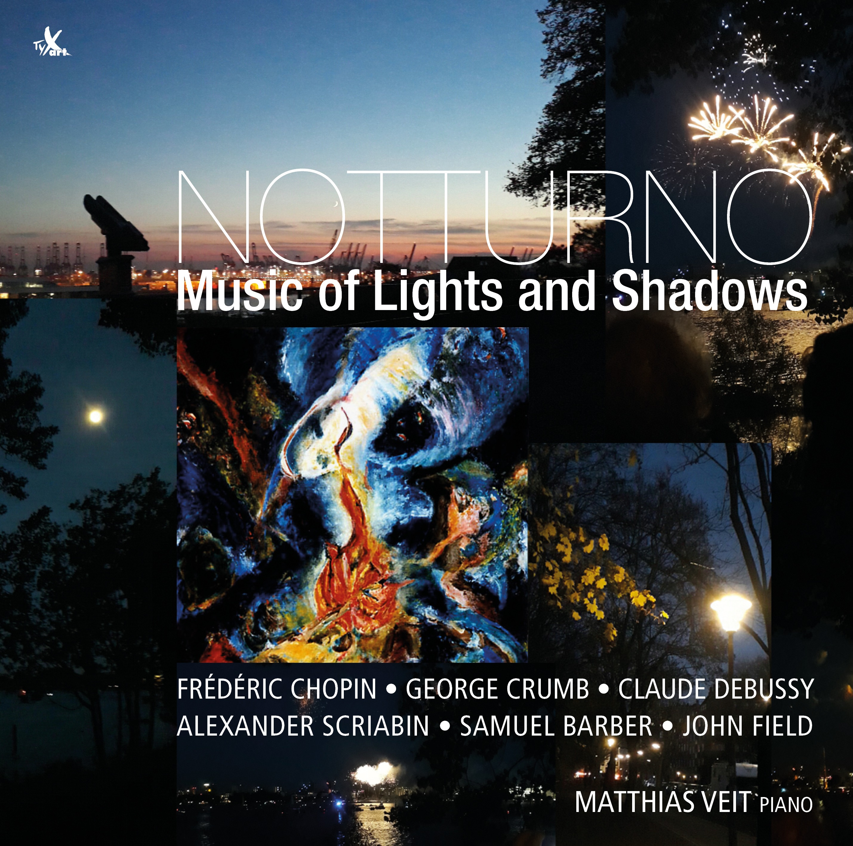 Notturno - Music of Lights and Shadows - Matthias Veit