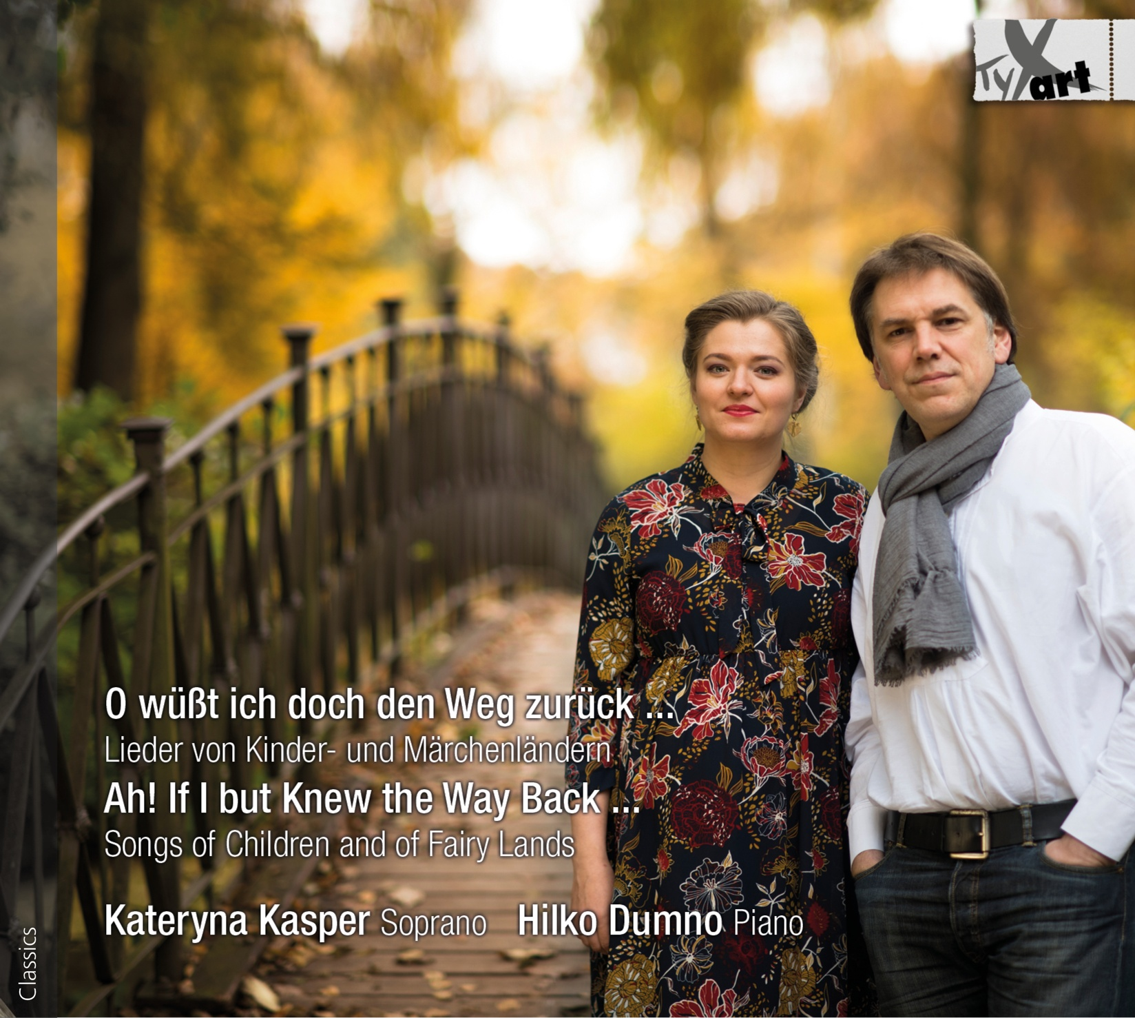 Songs of Children and of Fairy Lands - Kateryna Kasper and Hilko Dumno