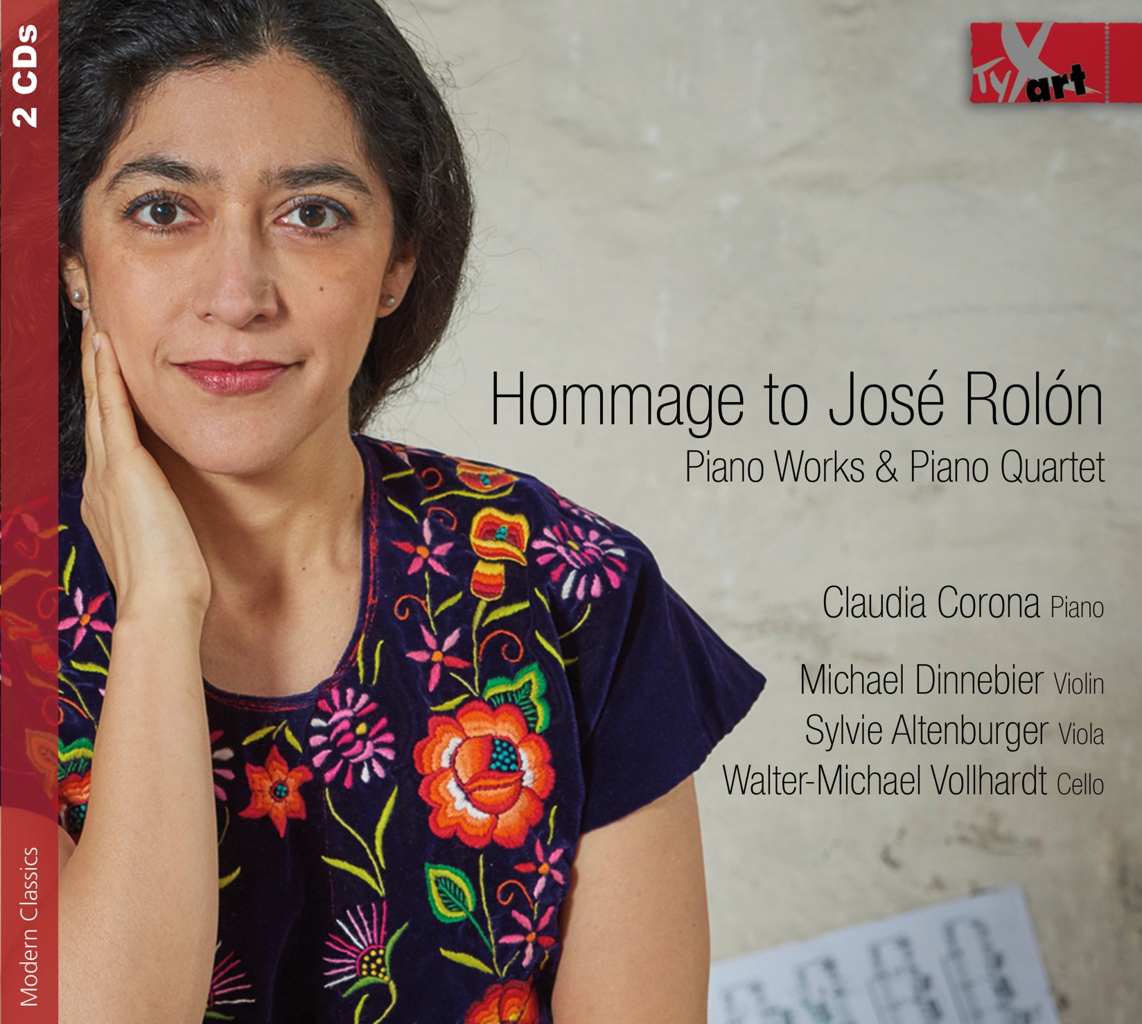 Hommage to José Rolón: Piano Works & Piano Quartet