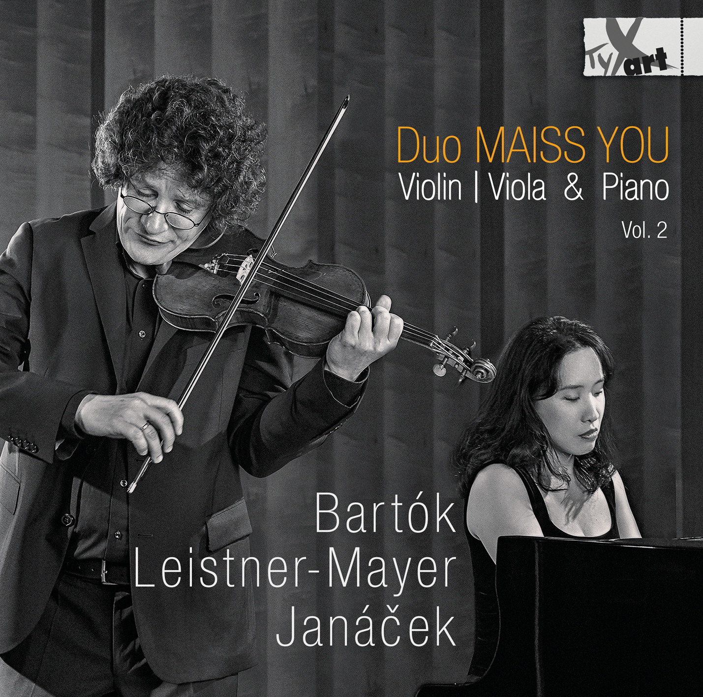 Bartók Leistner-Mayer Janáček - Duo MAISS YOU