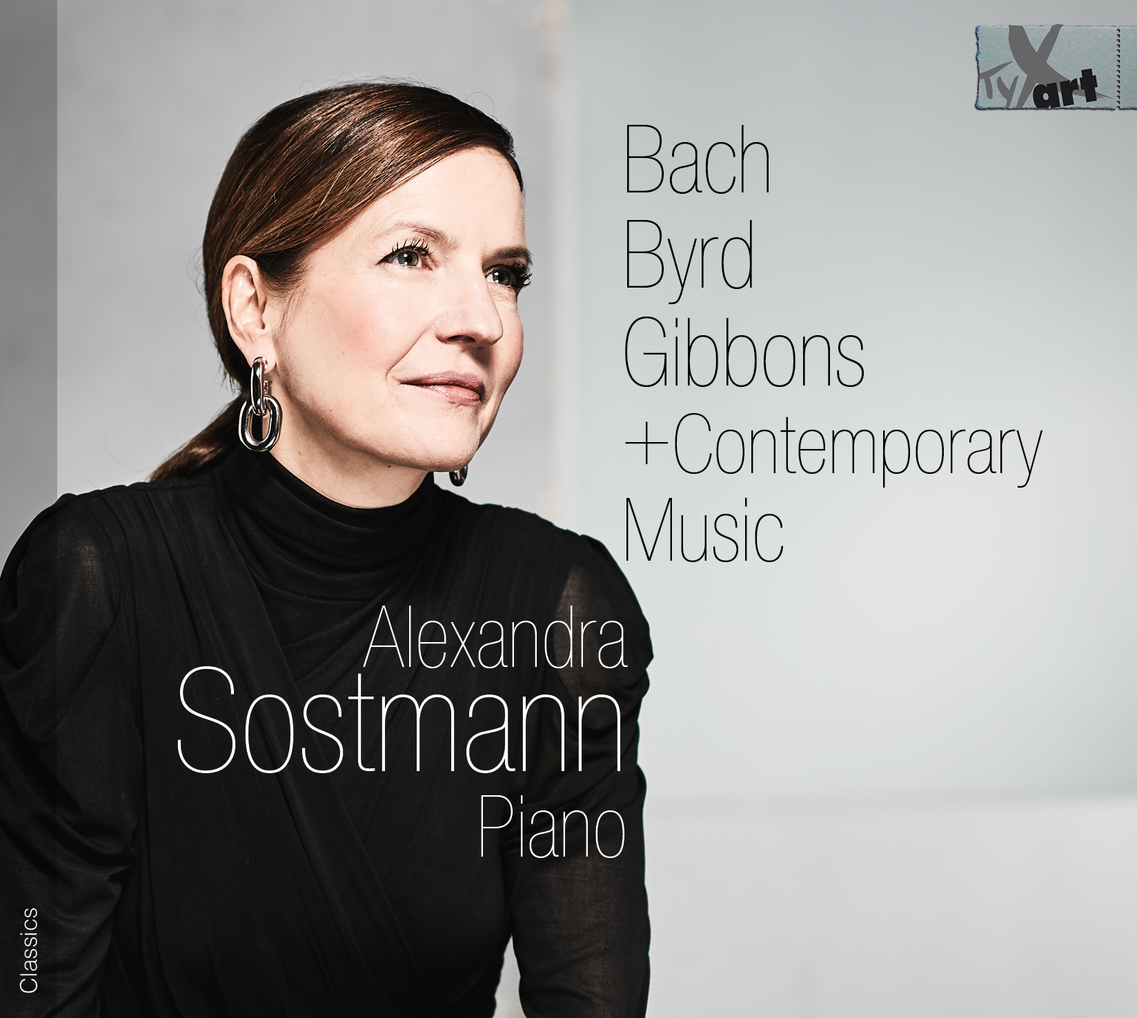 Bach / Byrd / Gibbons + Contemporary Music - Alexandra Sostmann, Piano